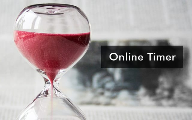 Online Timer - Countdown Timer Online Web Application